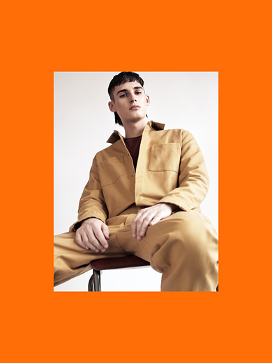 Tobias Schneider Sleek Mag Wooly Edges Fashion Editorial 4