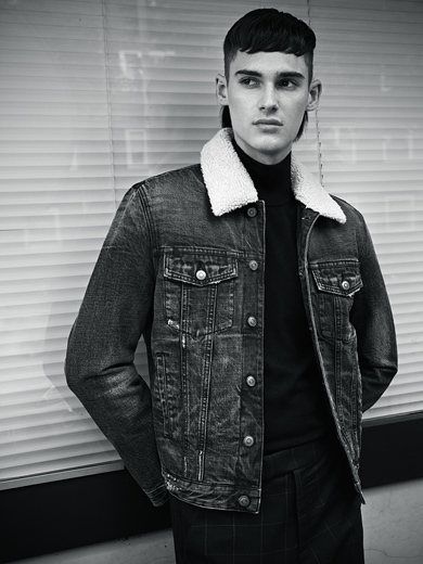 Tobias Schneider Sleek Mag Wooly Edges Fashion Editorial 5