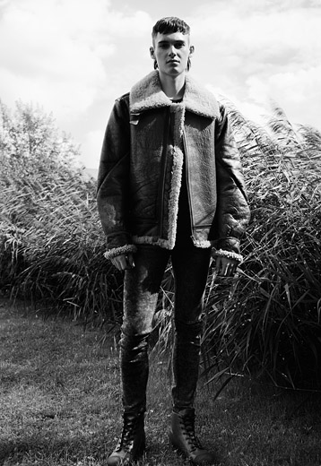 Tobias Schneider Sleek Mag Wooly Edges Fashion Editorial 7