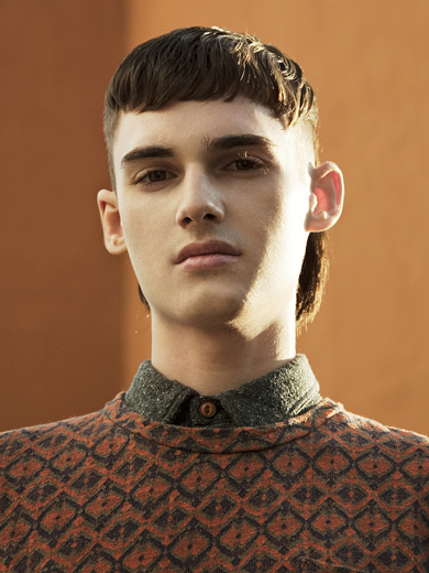 Tobias Schneider Sleek Mag Wooly Edges Fashion Editorial 8