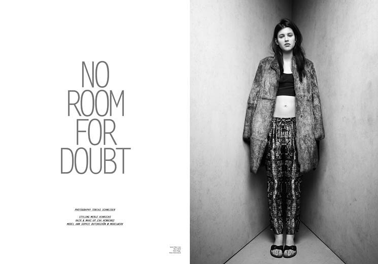 Tobias Schneider no room for doubt Editorial Category fashion tobiasschneider.de 01